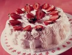 dolci, ricette, torte ricette, ricette fragole, ricette dessert, ricette torte panna