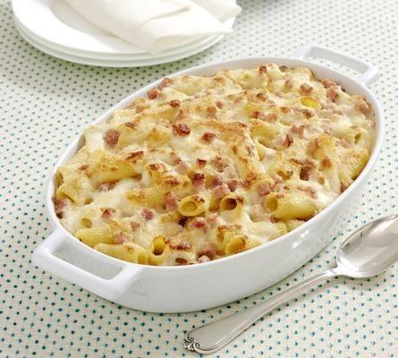 tortino,pasta,fiori zucca,formaggio grattugiato,tortiglioni