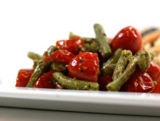 fagiolini,pomodoro,ricetta,ricette facili