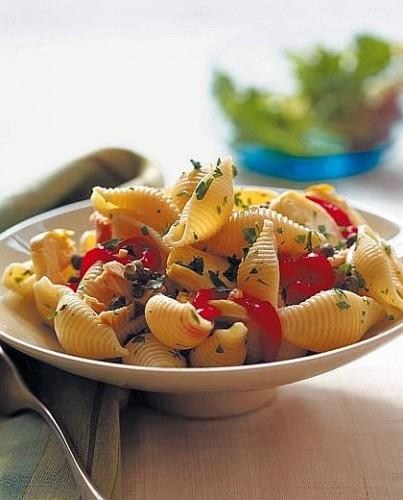 ricette,primi piatti,ricetta,capperi,pomodoro fresco